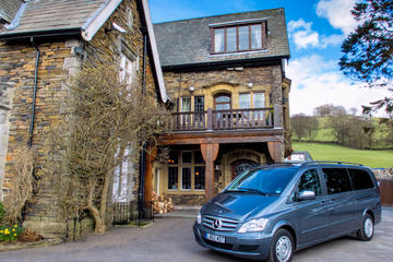 Private One Way Transfer from Manchester Airport to the Lake District