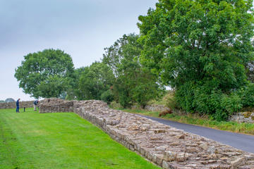 The Romans and Hadrian's Wall Day...