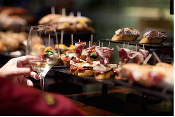 Pintxos Walkabout Paired with Beer or Wine