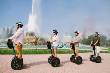 Chicago Segway Tour and Skydeck Admission