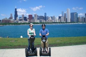Visite de Chicago en Segway