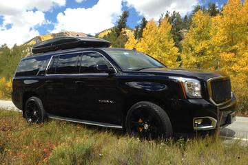 Private Car - Vail Hotels to Denver Int'l Airport