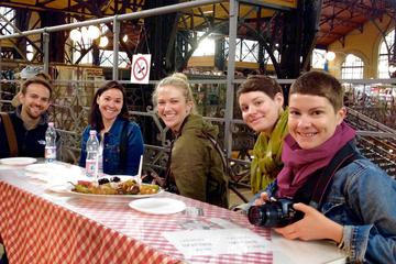2 Hour Budapest Market and Tasting Tour