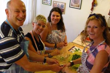 Hungarian Home Cooking Class in Budapest