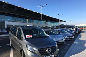 PRAGUE AIRPORT - CITY TRANSFERS