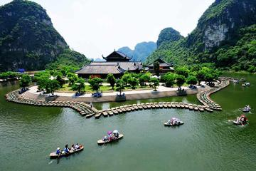 Bai Dinh Pagoda and Trang An Eco-Tourism Complex Day Trip from Hanoi