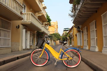 Biking Tour of Cartagena