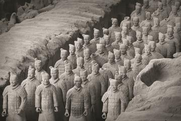 Terracotta Warriors of First Emperor at Pacific Science Center