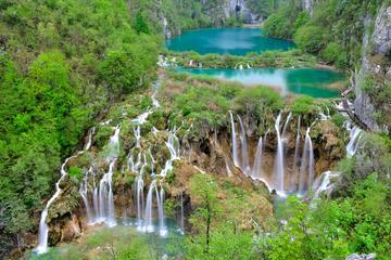 Plitvice Lakes and Waterfalls with Rastoke Ethno Village Day Trip...