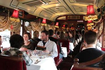 Tour van Melbourne in het Colonial Tramcar Restaurant