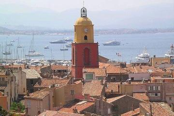 Saint-Tropez Shore Excursion: Private...