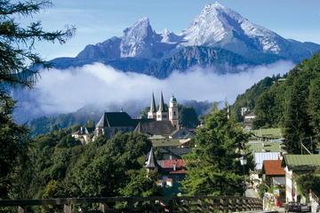 Private Bavarian Mountain Tour from Salzburg