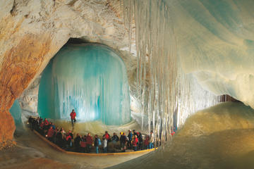 Private Tour to Werfen and the Ice Caves from Salzburg