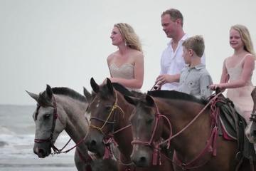 4 Fam Horse Tour from Manuel Antonio