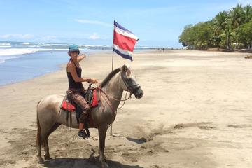 Small-Group Beyond Horseback Adventure with Lunch near Jaco