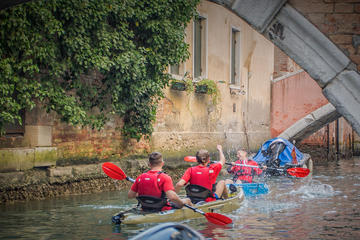 Kayak Tour of Venice 2018