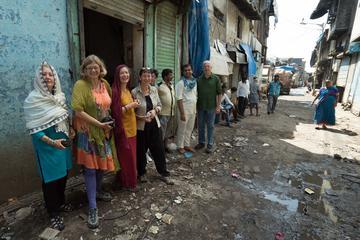 Dharavi Slum Private wlaking tour