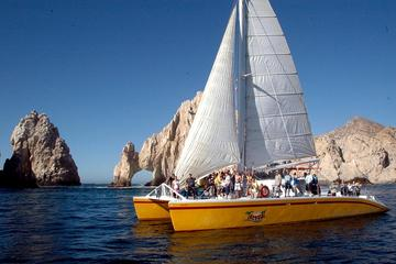Tropicat Jazz and Wine Sunset Cruise in Los Cabos