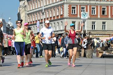 Zagreb Grand Running Tour - 12 km