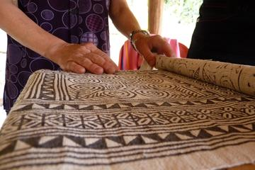 Vientiane Textiles Full Day Private Tour