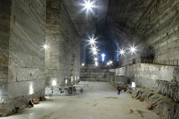 Private Day Tour to Salt Mine in...