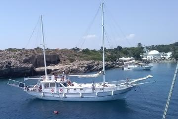 Rhodes East Coast Day Cruise with...
