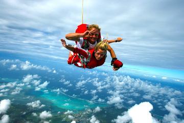 Parachutisme privé avec transport