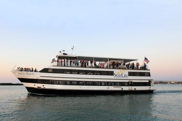 Day Trip 2-2.5 Hour Daytime Yacht Music Cruise with Optional Dining in Clearwater near Clearwater Beach, Florida