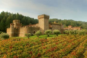 Napa Wine Tour From San Francisco with Castello Di Amorosa