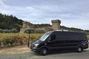 Private Napa And Sonoma Wine Tours From San Francisco