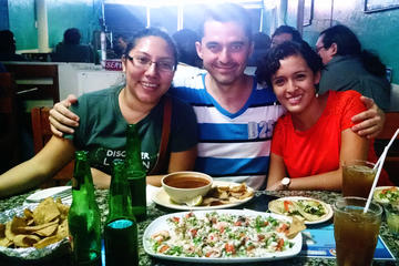 Merida Street Food Walking Tour