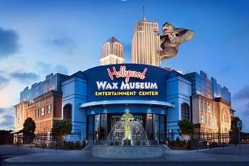 Day Trip Hollywood Wax Museum Admission near Branson, Missouri