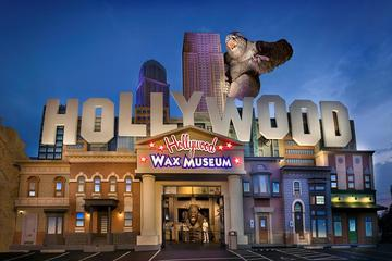 Book Hollywood Wax Museum Entertainment Center All Access Pass on Viator