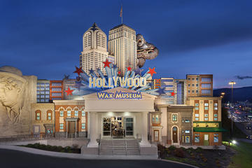 Book Hollywood Wax Museum Admission in Pigeon Forge on Viator