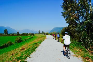 Excursion randonnée et vélo à Vancouver incluant le déjeuner