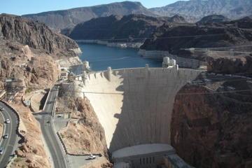 Espectacular excursión a la presa Hoover