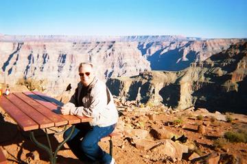 Excursion VIP ultime sur le plateau ouest du Grand Canyon