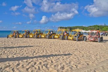 Punta Cana Buggy Adventure: Natural Pool, Coffee Plantation and Macao Beach