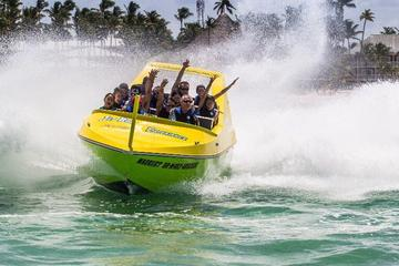 Small Group Jet Boat Experience in Punta Cana