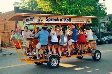 Party Bike Pub Crawl in Downtown Memphis