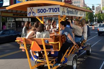 Party Bike Pub Crawl in Midtown Memphis