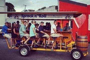 Private Party Bike Pub Crawl in Downtown Memphis