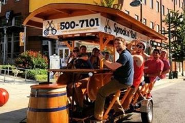 Private Party Bike Pub Crawl in Midtown Memphis