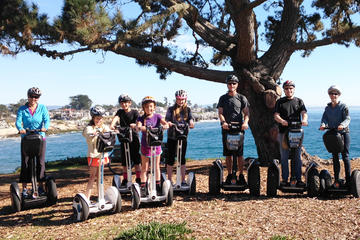 Santa Cruz Lighthouse and Tide Pools Segway Tour
