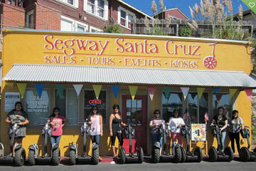 West Cliff and Wharf Segway Tour