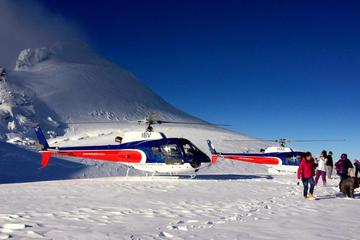 Foxgletsjer Neve Discoverer-helikoptervlucht