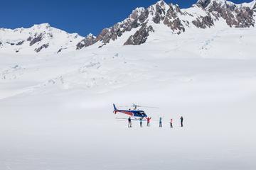 Vol en hélicoptère Neve Discoverer au-dessus du glacier Franz Josef