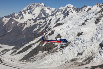 Vuelo en helicóptero por el Monte Cook