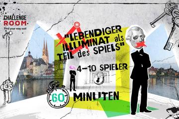 Illuminati Escape Game in Regensburg With An Actor