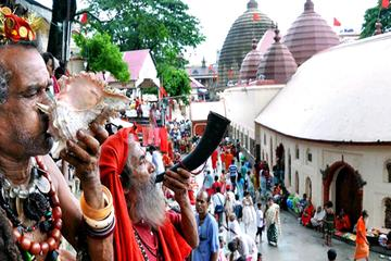 Guwahati Kamakhya Temple Day Tour